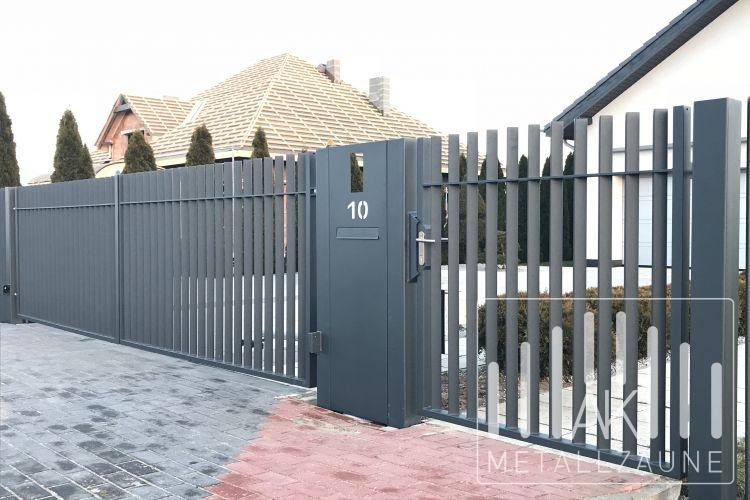 Ak Metallzaune Zaune Aus Polen Pavel Zaun Modern