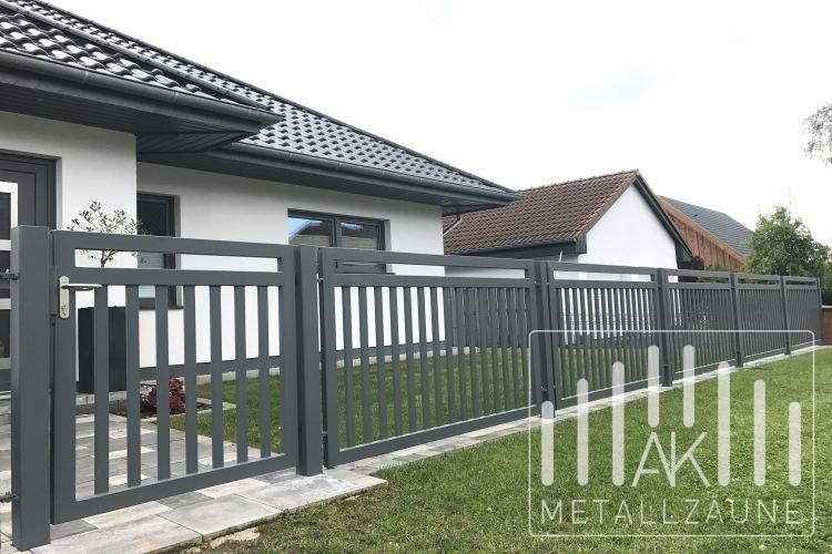Ak Metallzaune Zaune Aus Polen